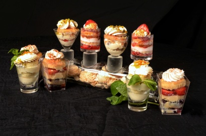 Mini Dessert Parfaits