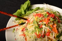 Asian Spring Roll Salad